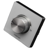 New Youzhuan YZ 30A Ceiling Speaker Volume Controller Impedance 86 Wall Mount Panel Rotary Control Knob