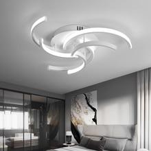 Bedroom Living room Ceiling Lights LED Lamp Modern lustre de plafond moderne  lamp for bedroom