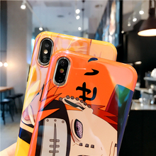Naruto's Phone covers for iPhone 6 S 7 8 Plus X XR XS