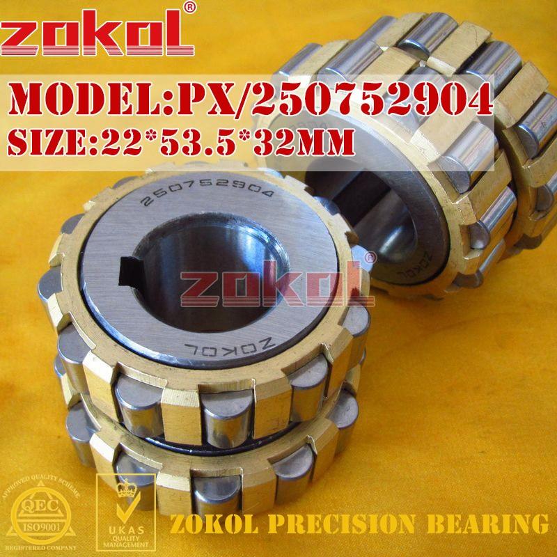ZOKOL bearing PX/250752904 250752904 Eccentric bearing 22*53.5*32mm  цена и фото