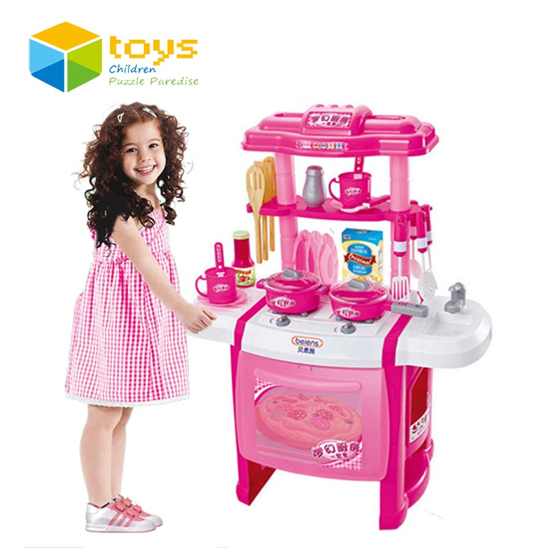 Play Kitchen Set For Girls high quality girls cooking sets-buy cheap girls cooking sets lots