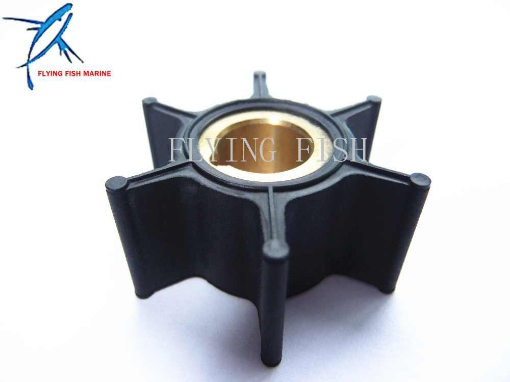 Outboard Engine 3B2-65021-1 18-8920 Water Impeller For Tohatsu 9.8HP 6HP 8HP Boat Motor, Free Shipping