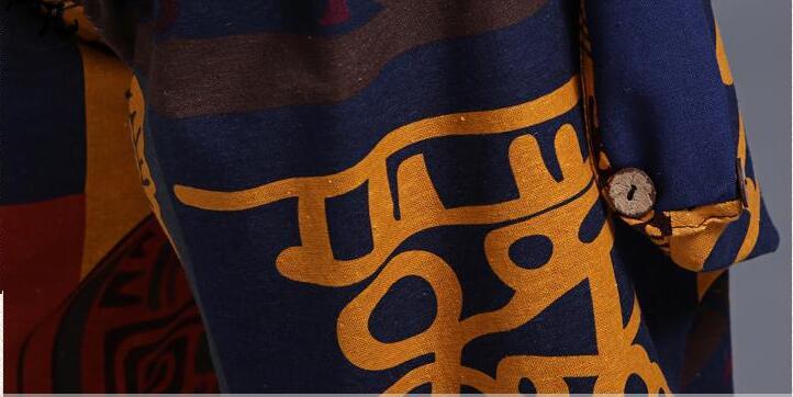 #2820 Свободные Повседневная пят Отпечатано шаровары Моды для мужчин Белье хлопок Мужские бегунов Широкую ногу брюки Harajuku Hip hop брюки
