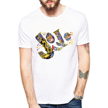 JoJo's Bizarre Adventure T-Shirt – 833