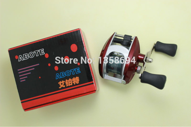 F23 2014 new Bait Casting  Luer Reel  Tie a good l...