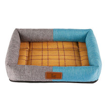 Cat Cushion Kennel Beds New Pet Cool Pad Summer Litter Puppy Dog Supplies Products Mat