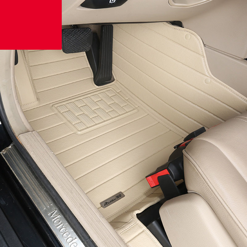 Free Shipping Famous Brand Leather Car Floor Mat For Lexus