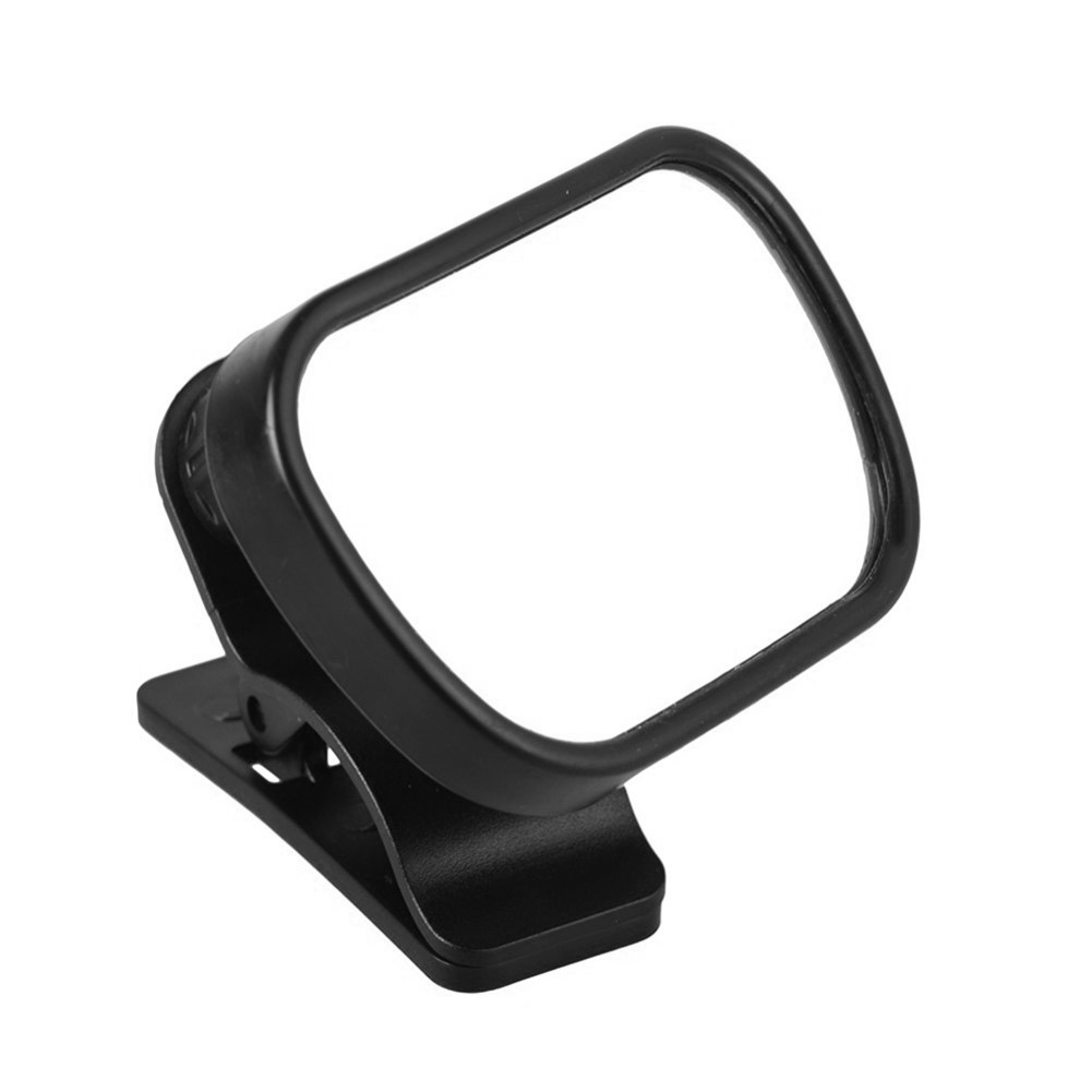 Mini Safety Car Back Seat Baby View Mirror 2 in 1 Adjustable Baby Rear Convex Mirror Car Baby Kids Monitor Car Accessories usb