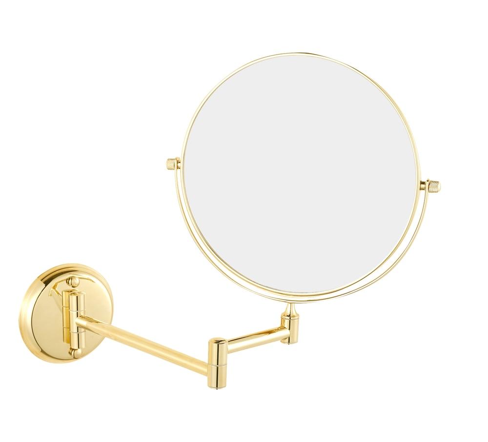 Gurun 6 Inch 3/5/7X Led Suction Cup Mirror Makeup 2 Side Cosmetic Mirror Lights Compact Of Glass Hand bathroom wall MirrorM1306J недорого