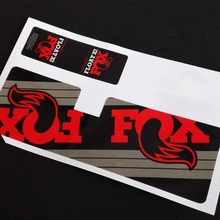 FOX float x2 rear shock protection stickers for MTB mountain bike bicycle race cycling AM DH dirt decals free shipping