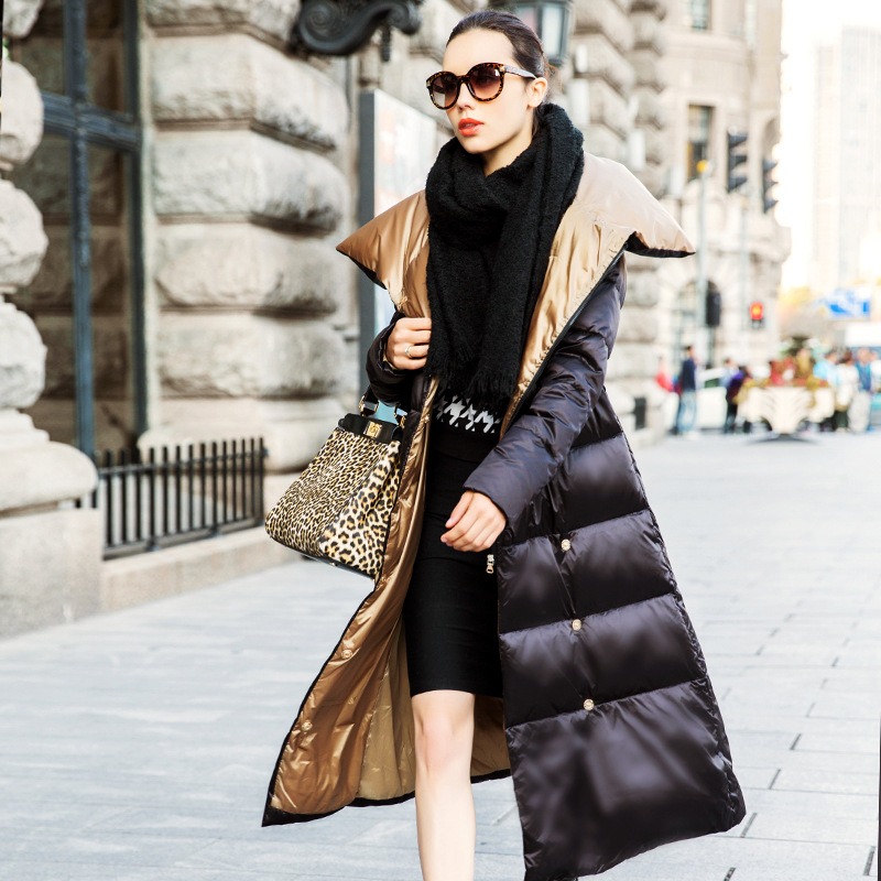Popular Long Puffer Coats Women-Buy Cheap Long Puffer Coats Women ...
