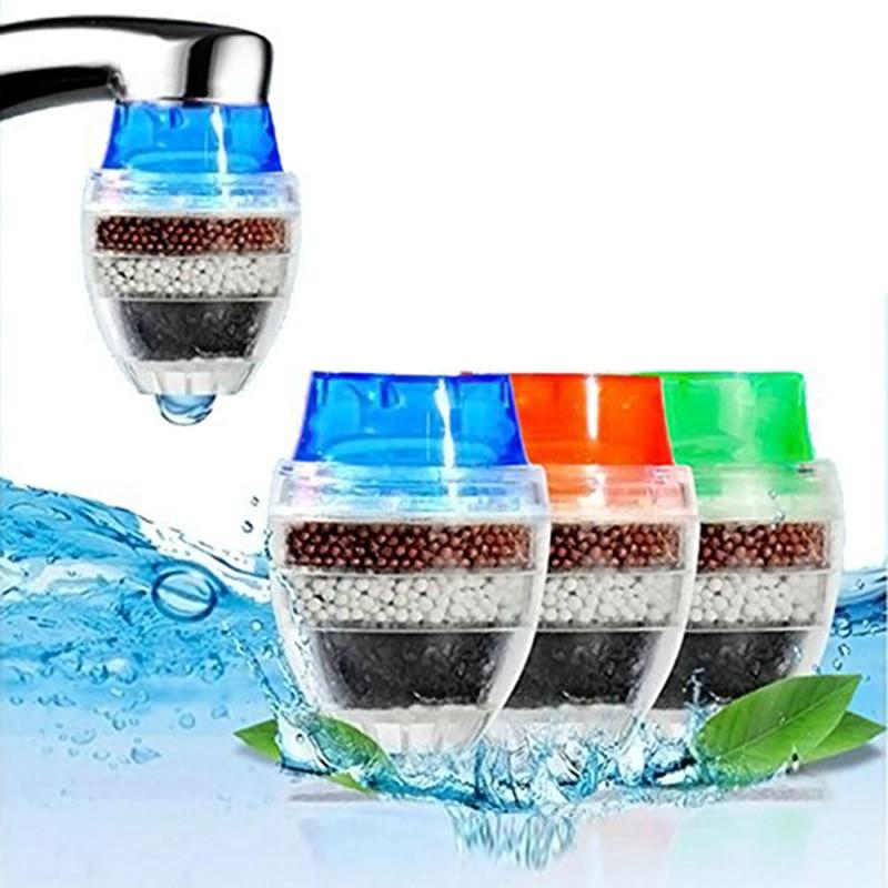 LUCOG 1 Uds. Mini grifo de cocina grifo purificador de agua accesorios para el hogar purificador de agua filtro con cartucho de filtración 16-19mm Suiza BINGER reloj de lujo para mujer, relojes de pulsera de cristal de moda para mujer, relojes de pulsera para mujer, reloj femenino 2019