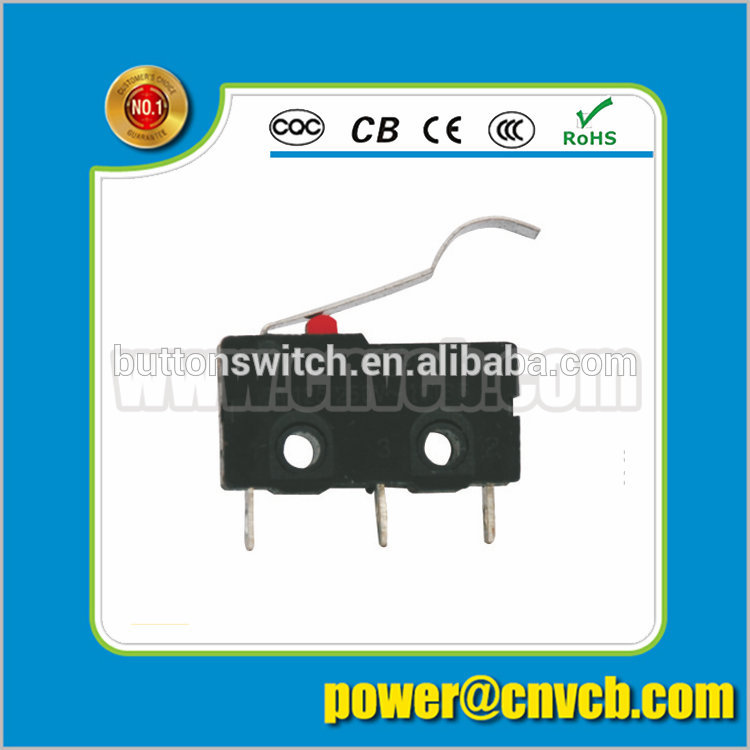 IBC KW12 F 15A 250V 1NO1NC DPDT DPST Plunger type micro switch ...