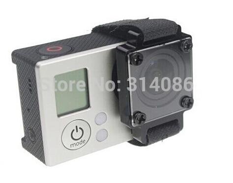 FPV 보호 층 렌즈 카메라 커버 및 렌즈 마운트 DJI Drone - 카메라 및 사진