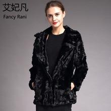 Новинка, Женское пальто из натурального меха норки, длинное пальто и куртка, женская модная Роскошная Шуба из натурального меха норки, зимняя теплая верхняя одежда