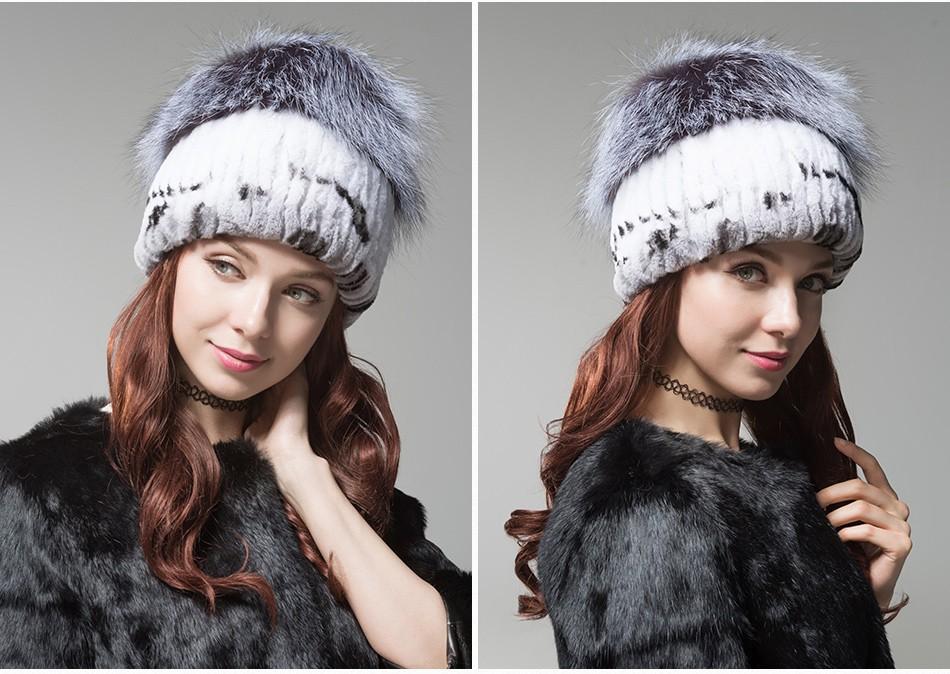 women\'s hats fur PCM002 (12)
