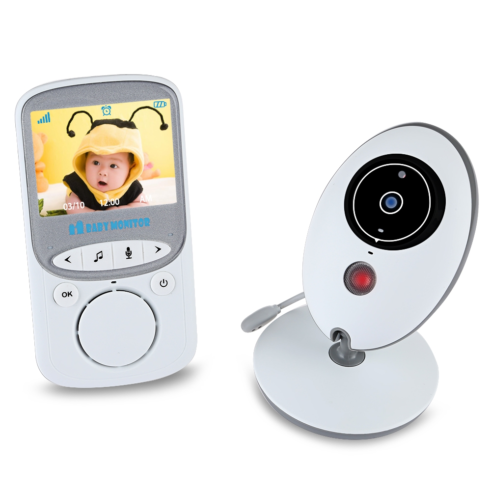 infant wireless babysitter safety camera digital video night vision baby monitor for sleeping. Black Bedroom Furniture Sets. Home Design Ideas