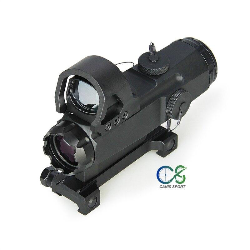 noite caca escopos sniper rifle escopo pistola de ar optica escopo gs1 0403 05