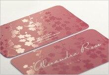 Miễn Phí Vận Chuyển 200 Chiếc Kinh Doanh Tốt Thẻ In 300gsm Giấy Phủ Tham Quan Thẻ Điểm UV Tên In Thẻ