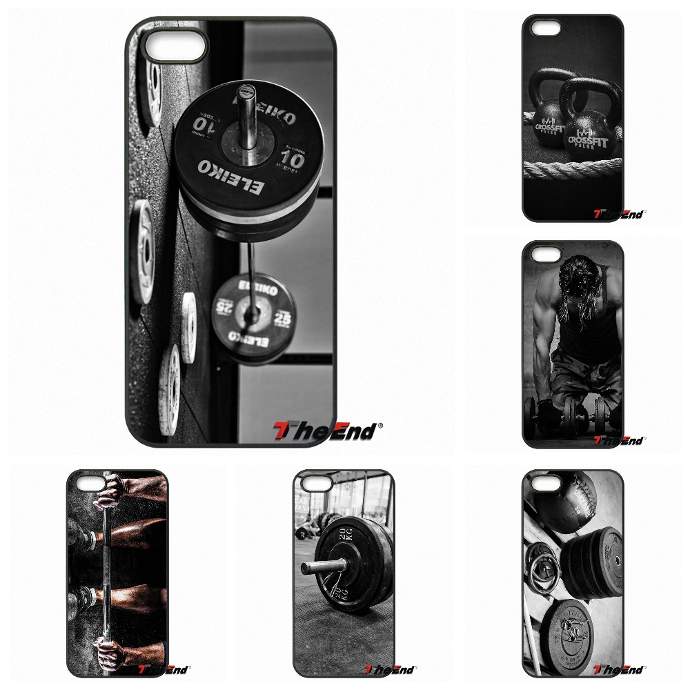 coque iphone 5 crossfit