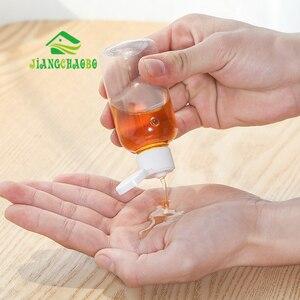 Image 4 - JiangChaoBo Portable Travel Cosmetics Lotion Bottle Hand Sanitizer Shampoo Bottles Shower Gel Bottles Sample Bottles