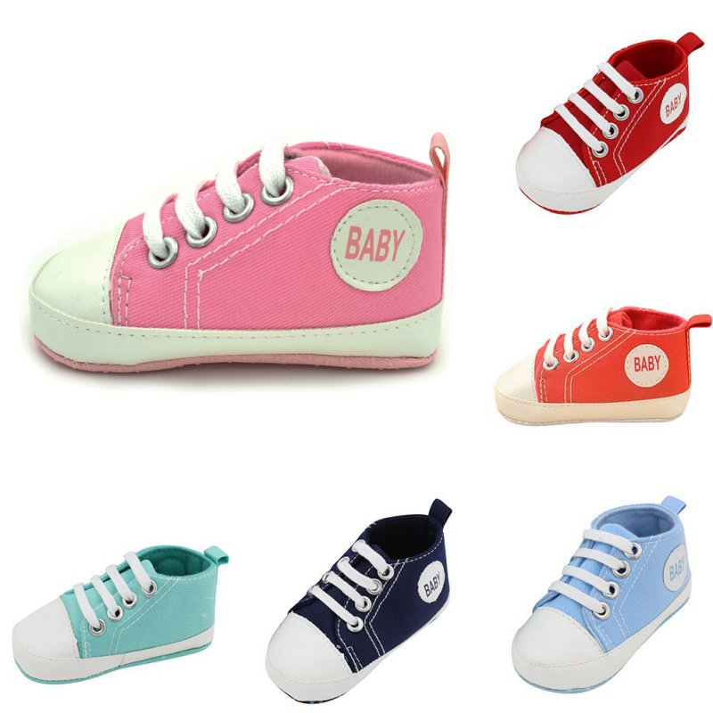 Baby Shoes 2018 New Baby Toddle Shoes Newborn Casual Sneakers Sapatos Baby Infantil Bebe Soft Bottom First Walkers