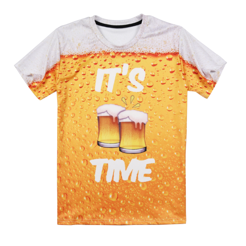 Topdudes.com - The Beer Tee