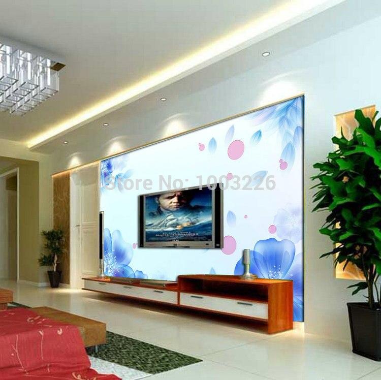 Beibehang 3d - Decoraciones de interiores de casas ...