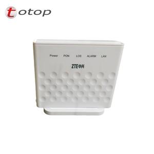 Image 1 - Zte f601 ZXA10 F601 GPON ONU avec 1GE Port même fonction que F643 F401 F660 F612W, zte f601 prix le plus bas meilleure vente