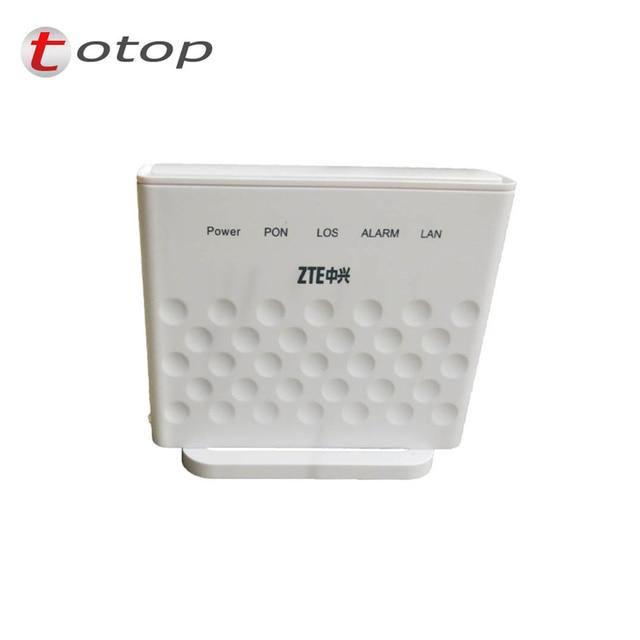 Zte f601 ZXA10 F601 GPON ONU avec 1GE Port même fonction que F643 F401 F660 F612W, zte f601 prix le plus bas meilleure vente