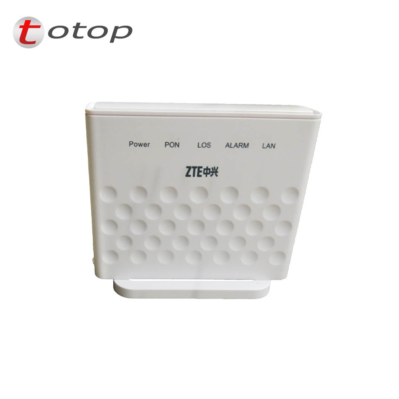 zte f601 ZXA10 F601 GPON ONU with 1GE Port same function as F643 F401 F660 F612W, zte f601 lowest price best selling-in Fiber Optic Equipments from Cellphones & Telecommunications