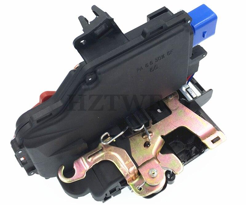 Door Lock Actuator Central Mechanism 3d4839016a 7l0839016d