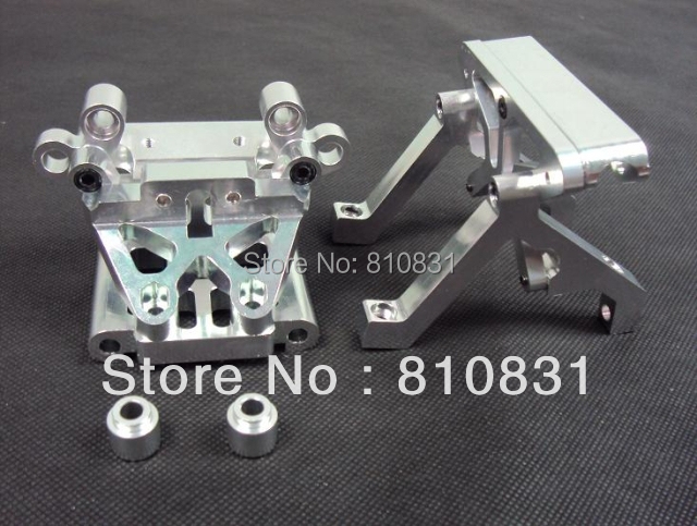 Metal front assembly for hpi  baja  rv km цена 2017