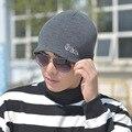 Hot Sales! Unisex Brand Winter Hat for Men Skullies Beanies Women Men Cap Fashion Warm Knit Beanies Hat Elasticity Warm Cap