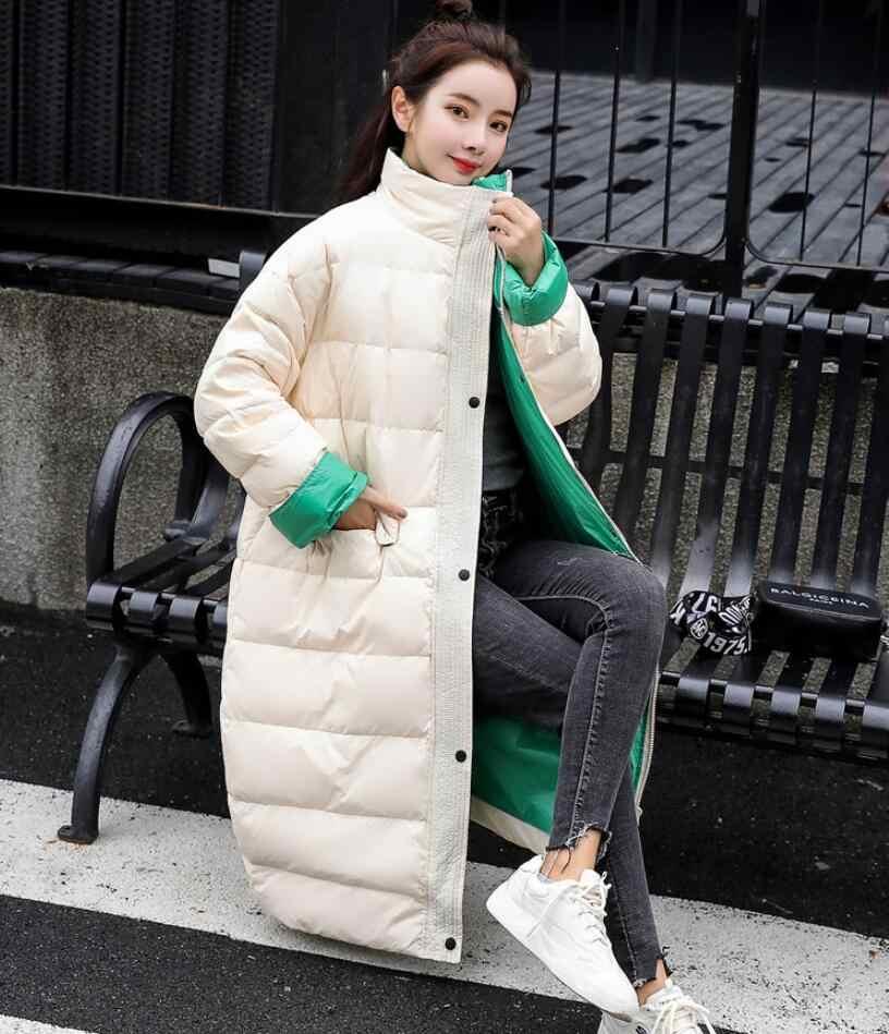2019 冬の女性のアヒルダウンコート暖かいパーカー女性ロングダウンジャケットキルティングコートレディースダウンジャケット r1431