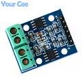 -Ponte H HG7881 Stepper Motor Dupla DC Motor Driver Controlador Board Para Arduino