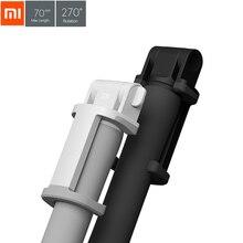 ใหม่ล่าสุด Xiaomi เดิมพับได้มือถือบลูทูธ Selfie Stick 133g ไร้สายชัตเตอร์สูงสุด 70 ซม. ความยาว/270 องศาการหมุน
