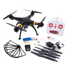 For SYMA x8w FPV RC Drone 6-Axis Professional Quadcopter With 2MP WiFi Camera RC Helicopter With Battery NEW