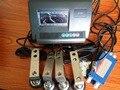 Versión en inglés DIY juego completo de accesorios de escala pequeña medidor de carga (Opciones de 0-3 toneladas) Indicador de YZC-320C de celda de carga XK3190-A12 + E