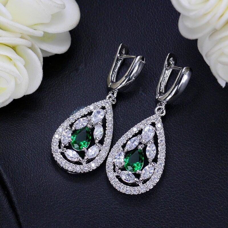 Water Drop Earrings 3
