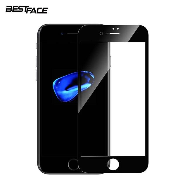 JETech Film de Protection d'écran pour iPhone 8 et iPhone 7 en Verre Trempé, Anti-Espion, Lot de 2