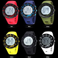 OHSEN Sports Watches LED Casual Digital Watch Alarm Chronograph Relogio OHSEN Brand Fashion Army Military Silicone Wristwatch