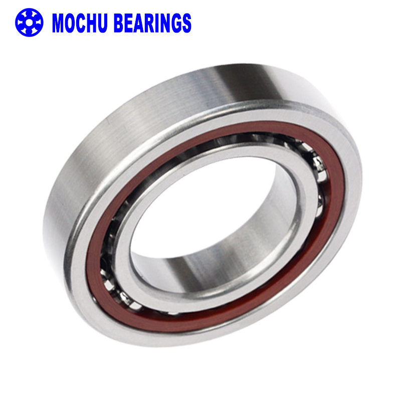 1pcs 71906 71906CD P4 7906 30X47X9 MOCHU Thin-walled Miniature Angular Contact Bearings Speed Spindle Bearings CNC ABEC-7 1pcs 71930 71930cd p4 7930 150x210x28 mochu thin walled miniature angular contact bearings speed spindle bearings cnc abec 7