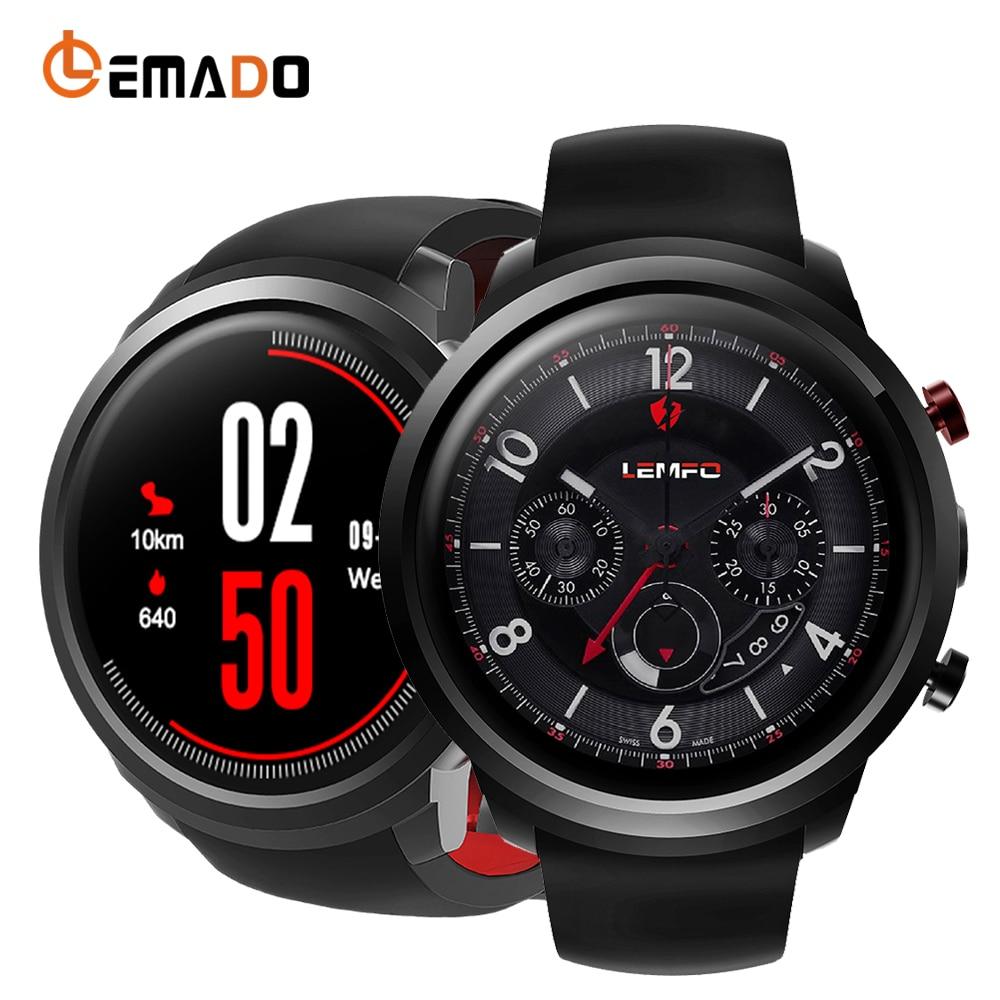 LEMFO LEF2 Smart Watch Smartwatch 512MB + 8GB Heart Rate Monitor Watch Phone MTK6580 Smartwatch Android Bluetooth GPS 3G WIFI цена и фото