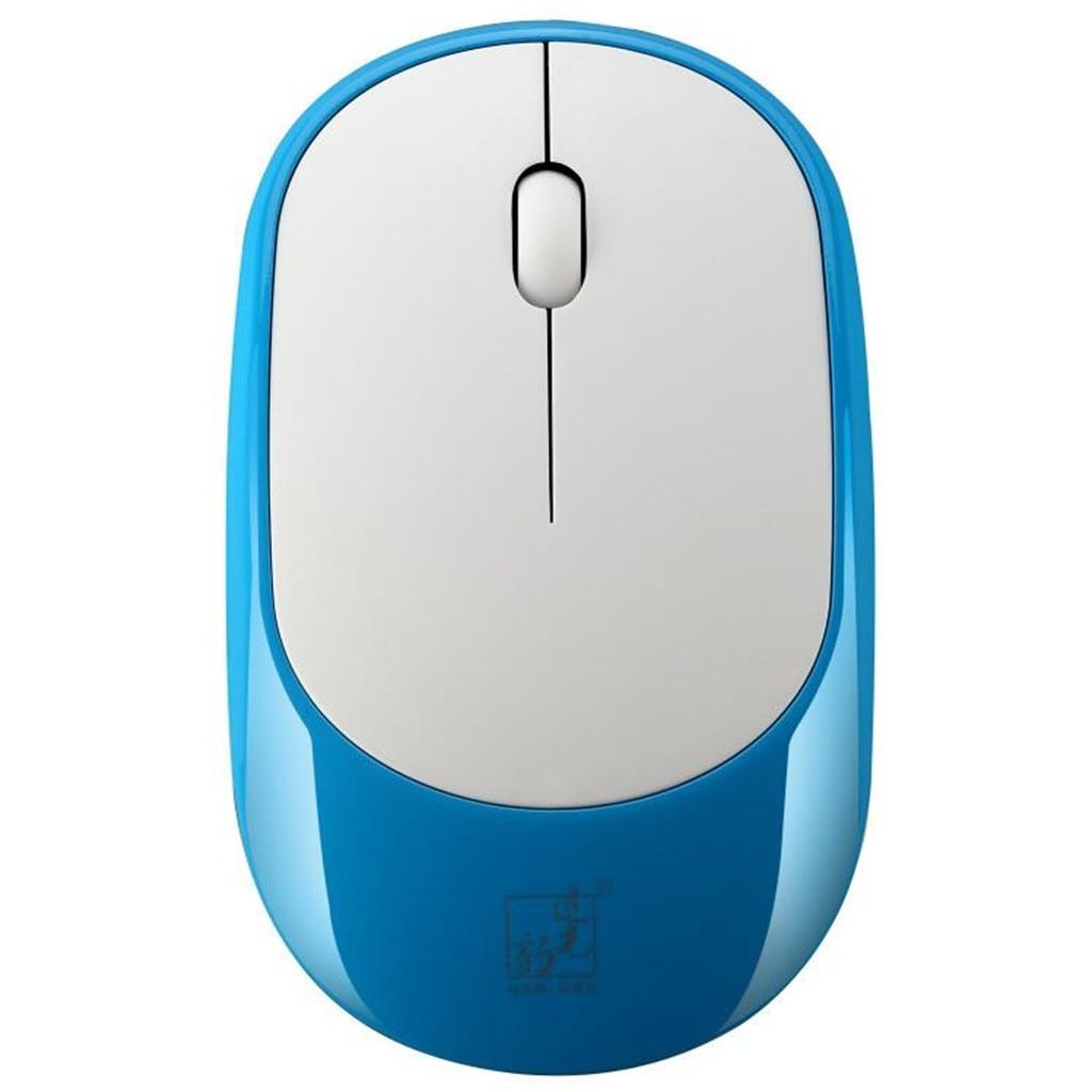 Image 3 - 360 ミュート光電充電式ワイヤレスマウス超薄型快適な感触ゲー ComputerMouse -    グループ上の パソコン & オフィス からの マウス の中