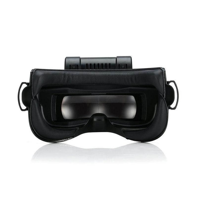 FatShark الكشفية 4 بوصة 1136x640 NTSC/PAL السيارات اختيار عرض FPV نظارات الفيديو سماعة المدمج في بطارية DVR-في قطع غيار وملحقات من الألعاب والهوايات على  مجموعة 3