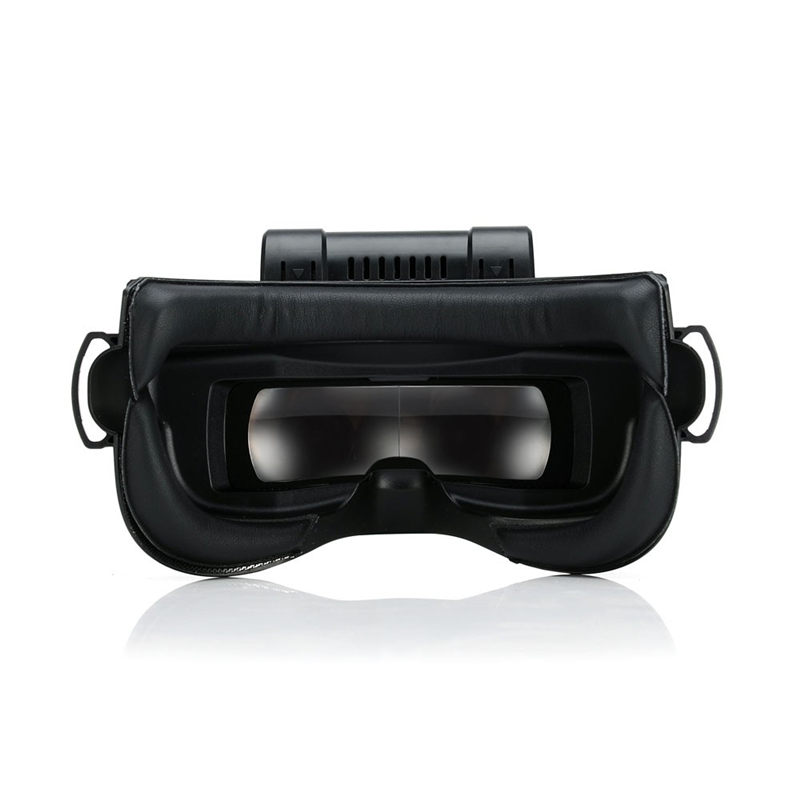 FatShark Scout 4 Inch 1136x640 NTSC/PAL Auto Selecting Display FPV Goggles Video Headset Built-in Battery DVR