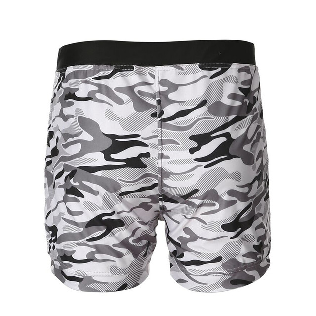 Swimming Shorts For Men Swim Shorts Plus Size Swimwear Mens Swim Trunks Camouflage Surfing Beach wear Swimsuit zwembroek Sunga50