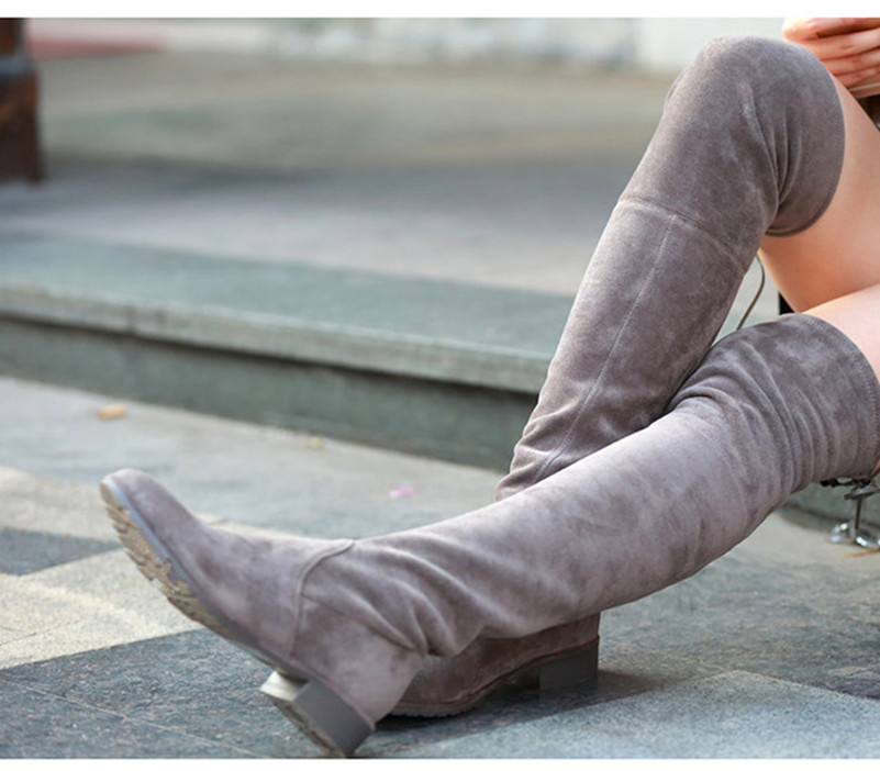 2017-Hot-Quality-Womens-Faux-Suede-Over-the-Knee-Flat-Boots-Comfortable-Slouchy-Thigh-High-Boots.jpg_640x640 (1)
