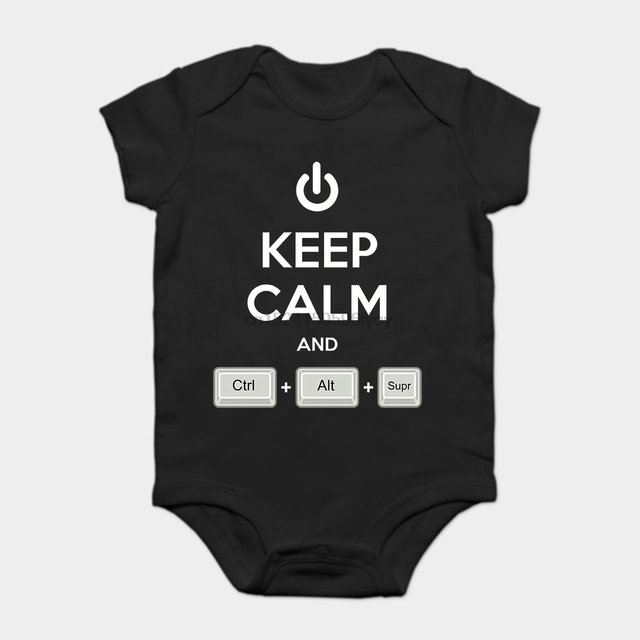 c5aba1c8ebea Baby Onesie Baby Bodysuits kid t shirt Printed Cotton Short Sleeve ...